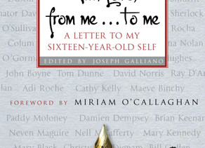 With Love, from me... to me - A Letter to my Sixteen-Year-Old Self