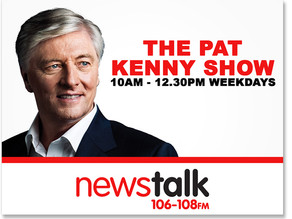 Newstalk with Pat Kenny launches the Eason Book Club