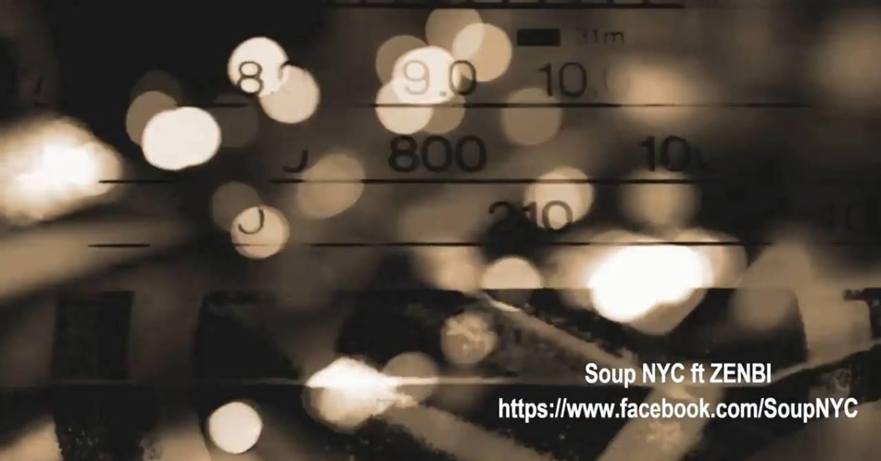 SoupNYC presents ZENBI 2/22 Mix