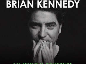 Brian Kennedy announces the release of his 'Essential Collection' Double CD