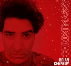 Brian announces the release of his new album 'Christmassy'