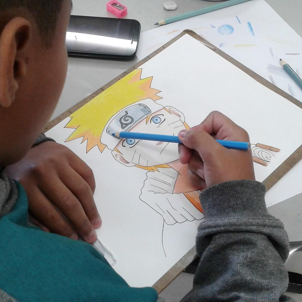 Aulas de Desenho para Crianças em Indaiatuba