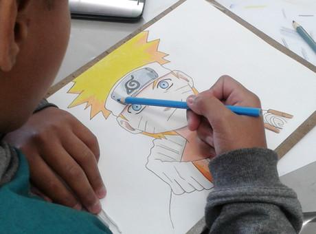 Aulas de Desenho para Crianças