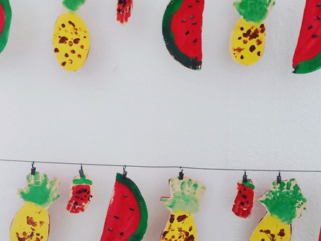 decoration 4 summer party 🍓🍍🍉