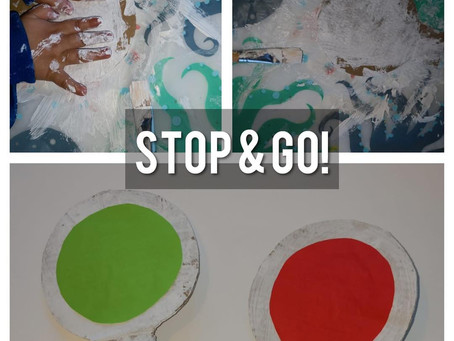 Babygroup: stop-sign