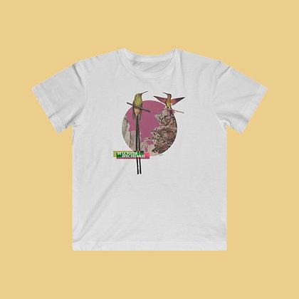 T-shirt enfant - De la poésie avec des ailes