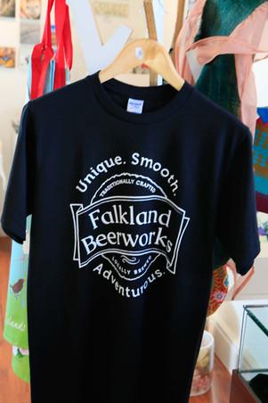 Falkland Beerworks T-shirt