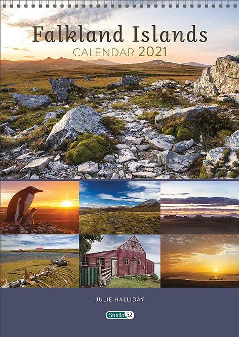 2021 Falkland Islands Calendar