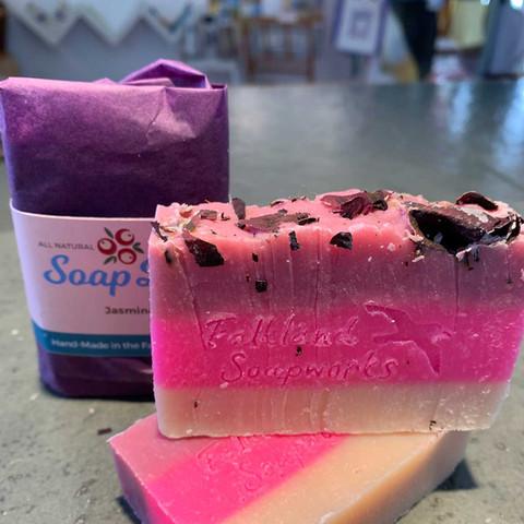 Handmade Falkland Soap