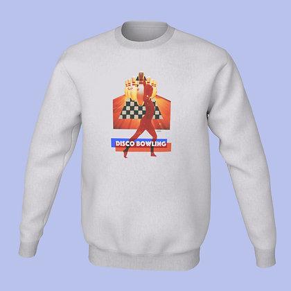 Coton ouaté (unisex) - Disco bowling