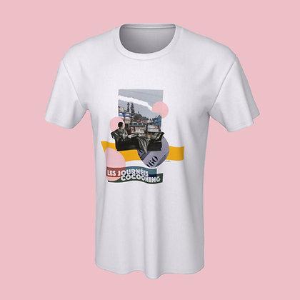 T-shirt (unisex) - Les journées cocooning