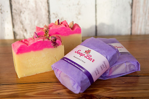 Passionfruit Rose Soap