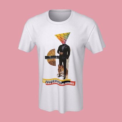 T-Shirt (unisex) - Ce compagnon pas comme les autres