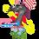 Thumbnail: T-shirt enfant - Cet oiseau est un nandou