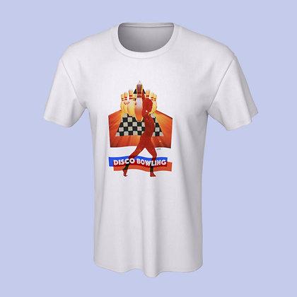 T-shirt (unisex) - Disco bowling