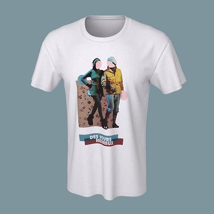 T-shirt (unisex) - Des jours heureux