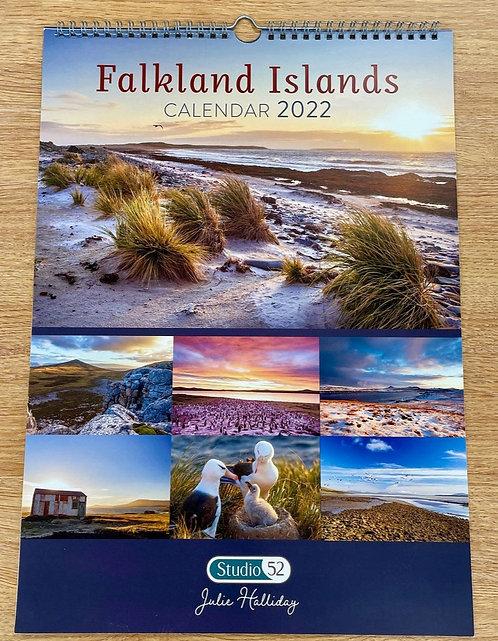 2022 Falkland Islands Calendar