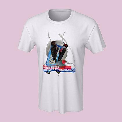 T-Shirt (unisex) - Apéro entre vieilles connaissances