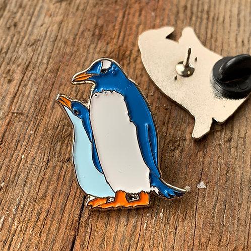 Gentoo pin