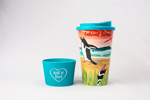 Wild @ Heart thermal cup