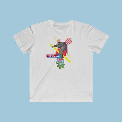 T-shirt enfant - Cet oiseau est un nandou