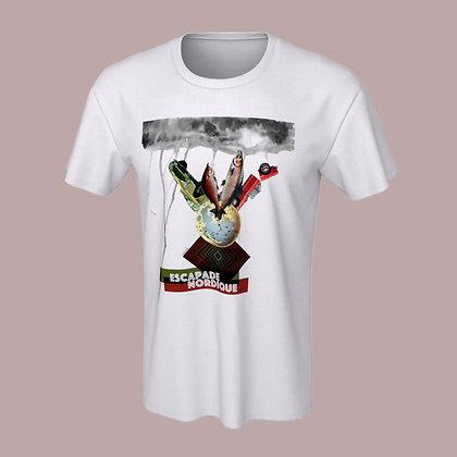 T-Shirt (unisex) - Escapade nordique