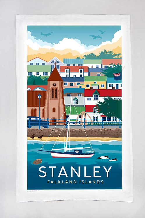 Tea Towel – Stanley