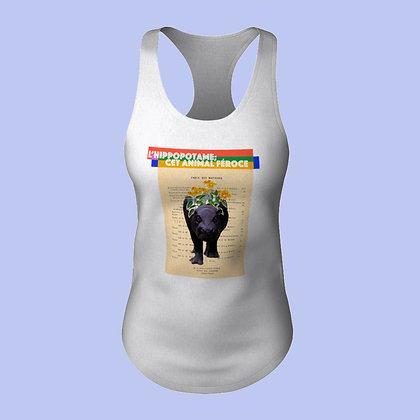 Cami - L'hippopotame, cet animal féroce