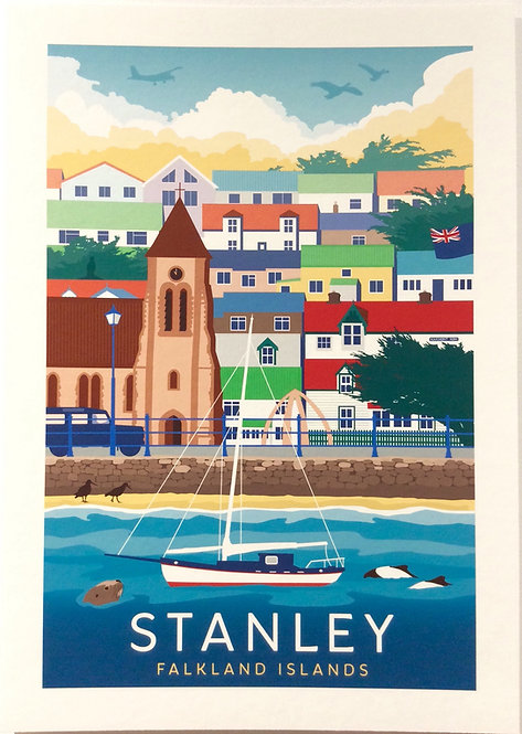 Fine Art Print – Stanley