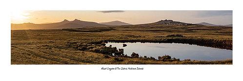 Mount Longdon and Two Sisters II