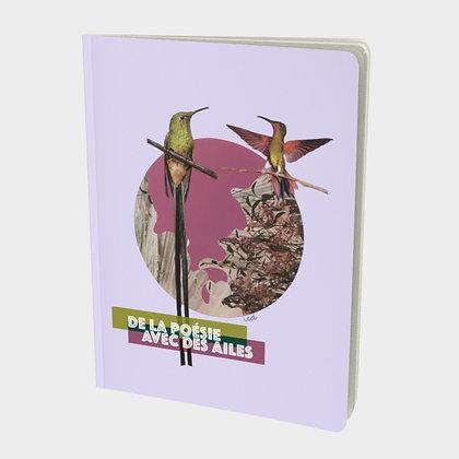 Carnet - De le poésie avec des ailes