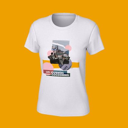 T-Shirt femme -Les journées cocooning