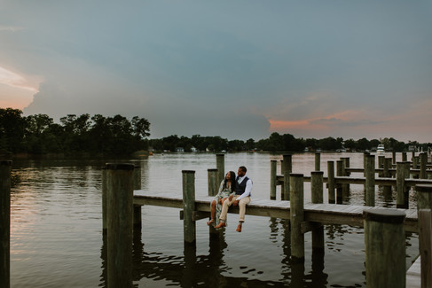 Engagement Session: Glen Burnie, Maryland