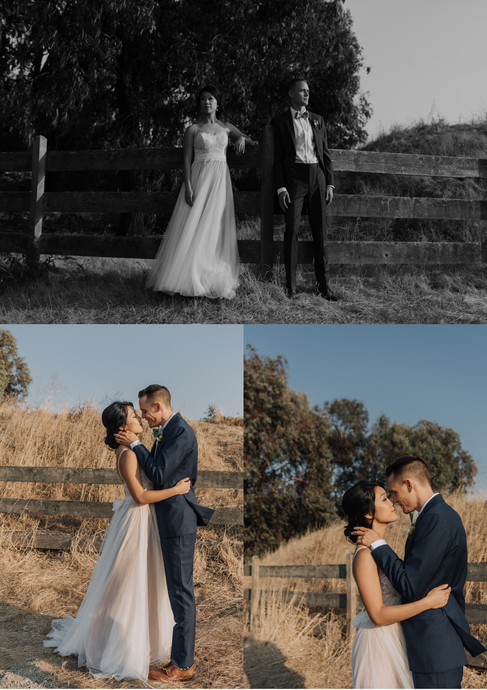 Rengstorff House Wedding: Congratulations Mr. + Mrs. K!