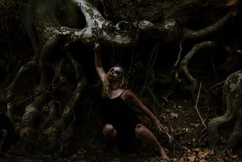 Creepy Crawler: Halloween Themed Shoot | Brentwood, CA