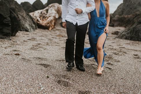 Sam + Kory | Couple's Session: Bodega Bay, CA