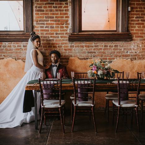 D.C. Wedding (Vegan)