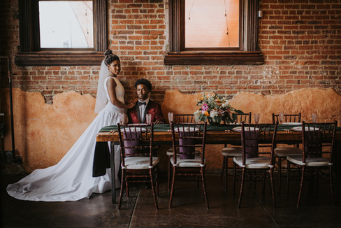 Washington, DC: Wedding at Engine Company 12