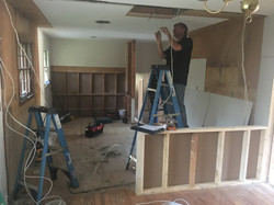New Framing / Electrical