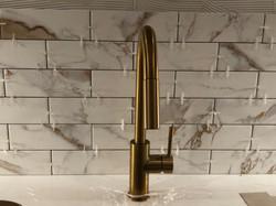 Brookleigh Basement Tile Install