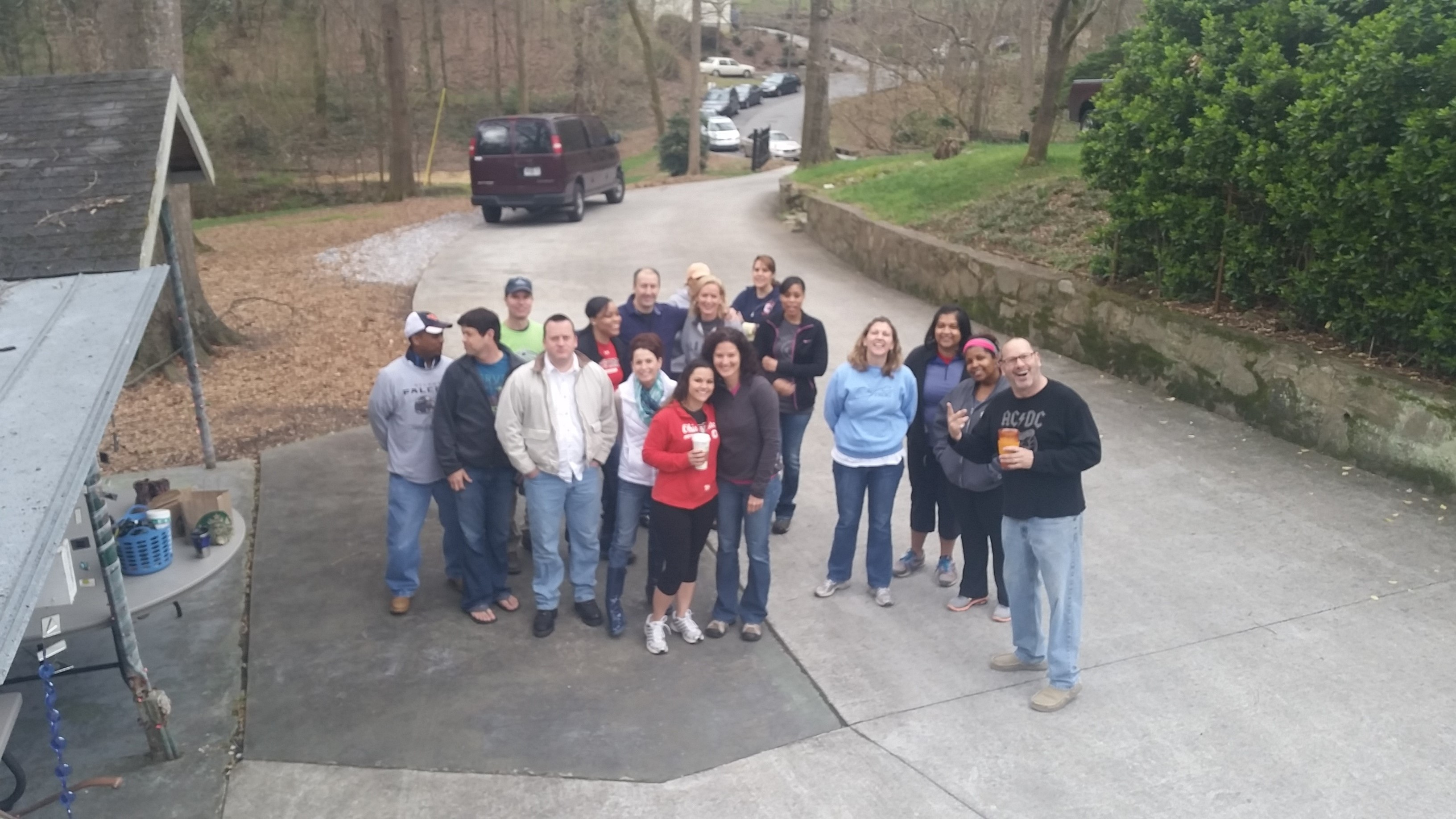 Buckhead Church Volunteer Team