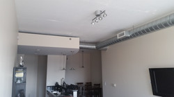 Existing Living Room Ceiling
