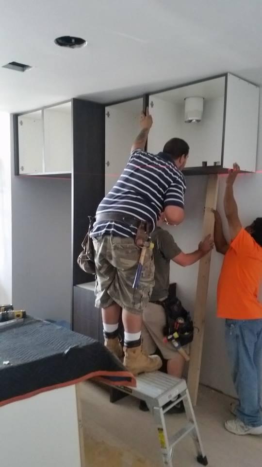 Kitchen Cabinetry Installation