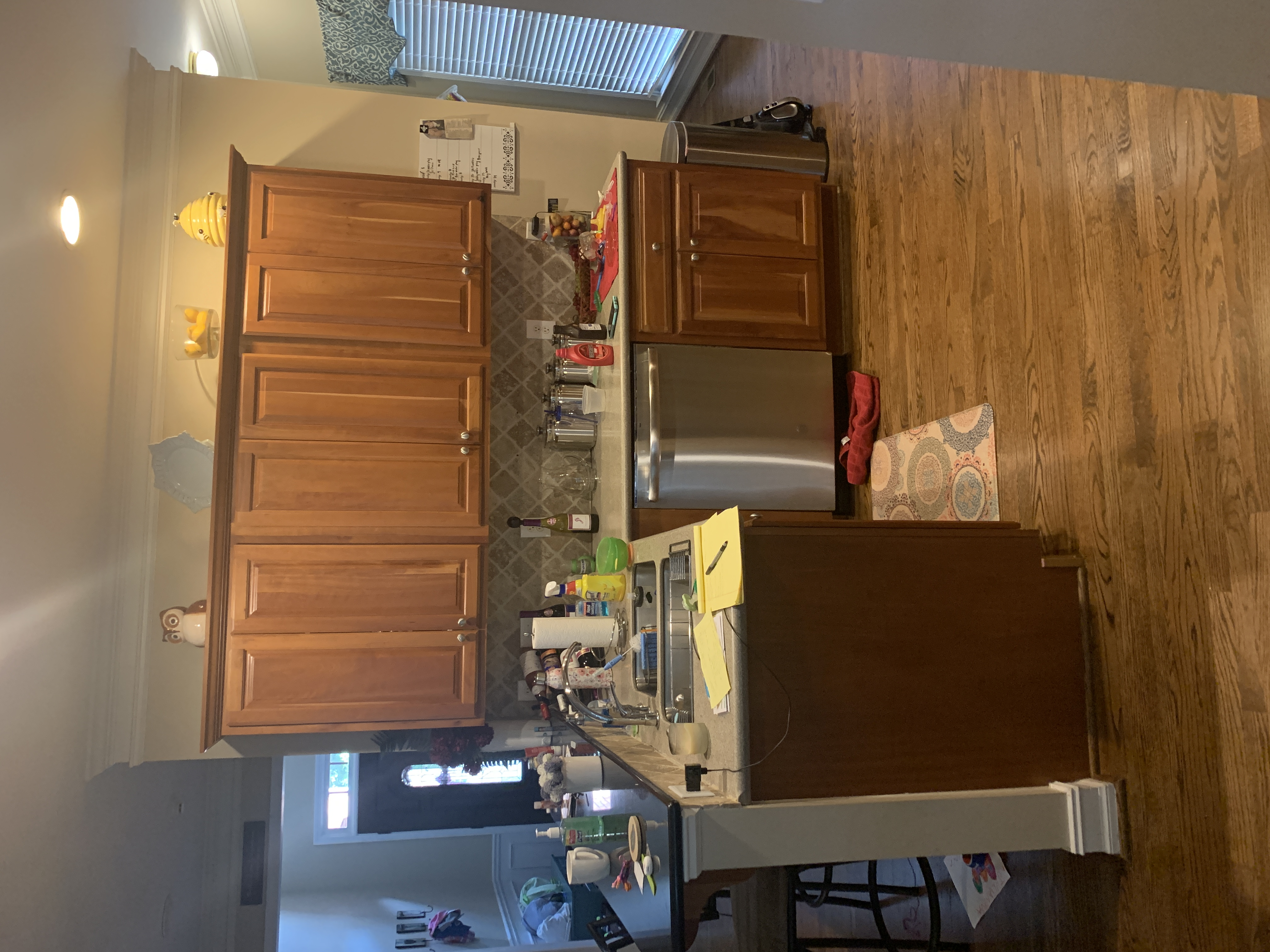 Chestnut Landing Kitchen Before