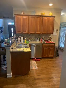 Chestnut Landing Kitchen Before