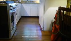 Old Kitchen Floors