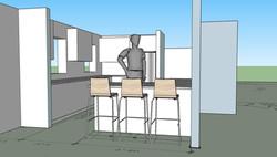 Kitchen Sketch - 1