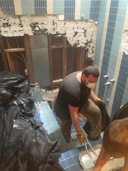 Judith Way Demolition 3