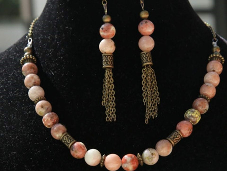 Beaded Necklace - Gift Ideas
