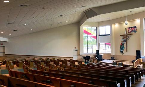 Ogle Chapel | Glen Lake Cmap and Retreat Center